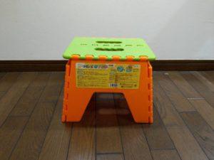 3歳のチェロ椅子