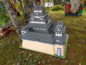軽井沢おもちゃ王国のレゴ