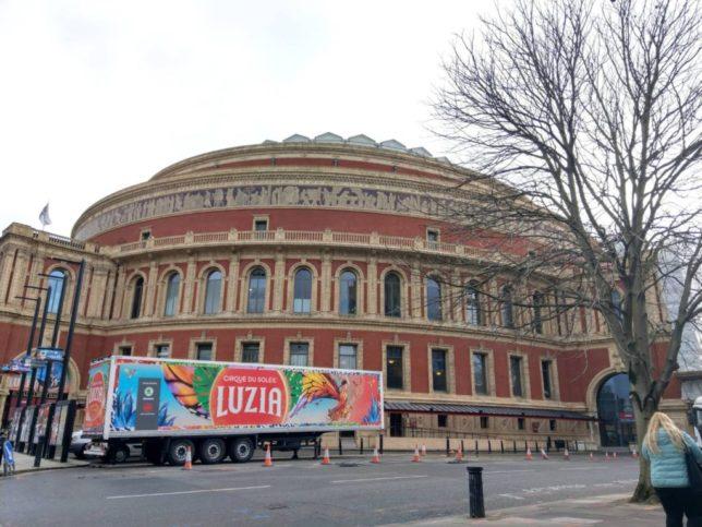 ロイヤル・アルバート・ホール(Royal Albert Hall)