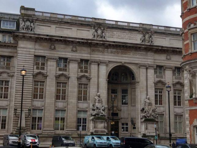 インペリアル大学(インペリアル・カレッジ・ロンドン、Imperial College London)