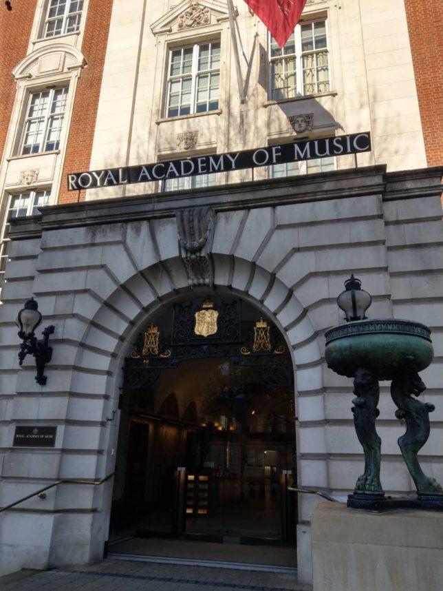 イギリスのロイヤルアカデミー