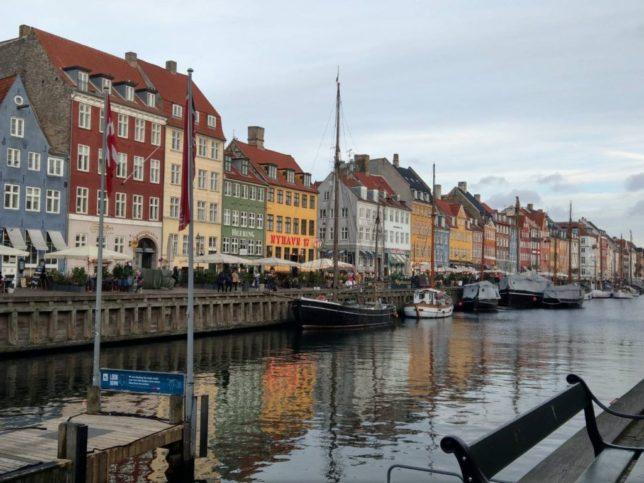 コペンハーゲンにあるニューハウン