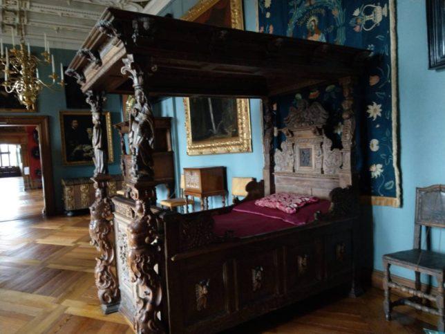 フレデリクスボー城の内部