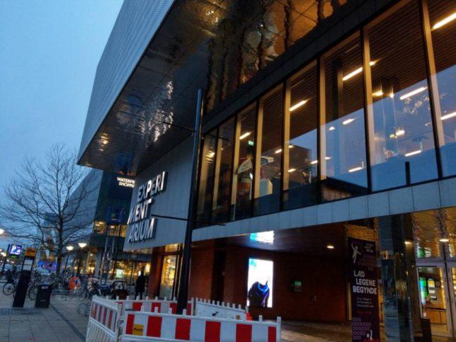 コペンハーゲンの科学館。エクスペリメンタリウム。<br /> Experimentarium